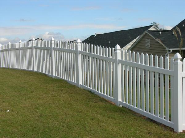 Vinyl Picket Fence Pricing Fence Gate
